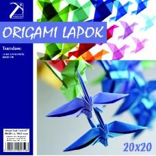 Origami lap T-Creativ 20x20 cm